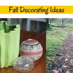 Fall Interior Decoration Ideas