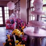 Candy Buffet Table – Creative Entertaining Ideas {Guest Post}