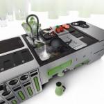 EkoKook Green Waste Management Kitchen Unit