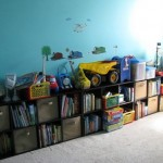 Organizing Tips for Kids' Stuff {Guest Post}