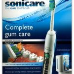 Making the Switch with Philips Sonicare FlexCare+ Sonic Toothbrush