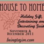 House to Home Holiday Gift, Décor and Entertaining Guide Coming Soon!