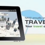 NAVV Traveller GPS App iPad2 #giveaway Open WW Ends Oct. 17