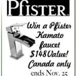 Pfister Kamato Faucet
