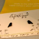 Uncommon Goods Figs & Ginger Eco-Friendly Metal Bird Earrings Review