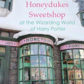 honeydukes sweetshop harry potter