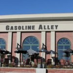 Gasoline Alley at Heritage Park—Calgary, Alberta Travel