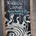 Arabica Lounge Café Seattle Travel