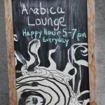 Arabica Lounge Café Seattle Travel
