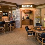 Deluxe Cozy Media Rooms For Winter Entertaining