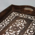 MyMela Handmade Wooden Tray From India Review