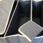 3-Piece Trunk Organizer from Real Simple