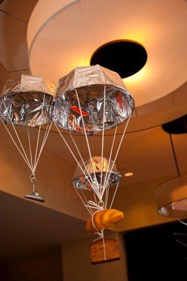 parachute bread