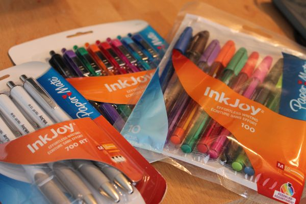 inkjoy by paper mate