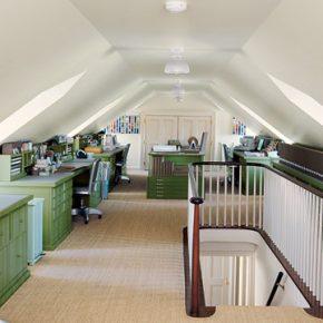 martha stewart craft space