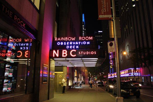 nbc studios entrance