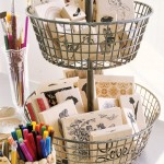 Organizing Your Craft Room or Creative Space