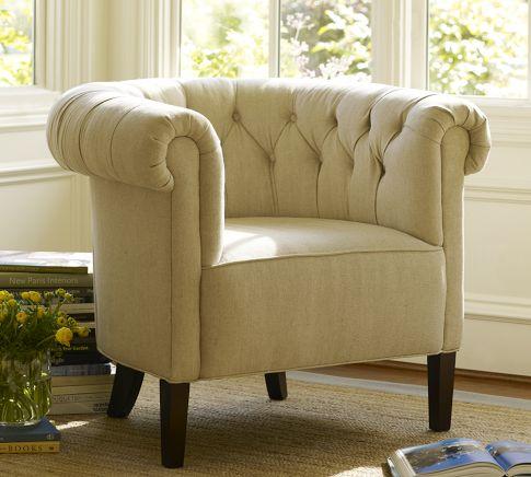 ascot armchair