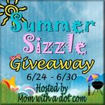 Summer Sizzle #Giveaway Hop — DK Canada Summer Books Prize Package Canada Only $53