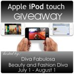 Ipod Touch 8GB or $200 PayPal Cash #Giveaway Open Worldwide Ends Aug. 1