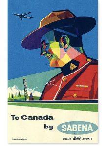 vintage canada ad
