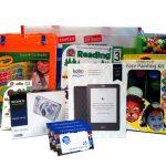 Stuff Some Fun into Summer #Giveaway Kobo eReader, Fujifilm Camera etc. $200 ARV Canada Only 07/25