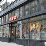 CB2 Store in Soho Manhattan New York