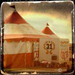 Circus Tent Inspiration