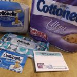 Travel Time Easy Clean-Up With Cottonelle #NameIt
