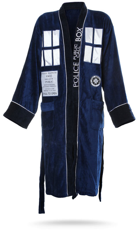doctor who robe