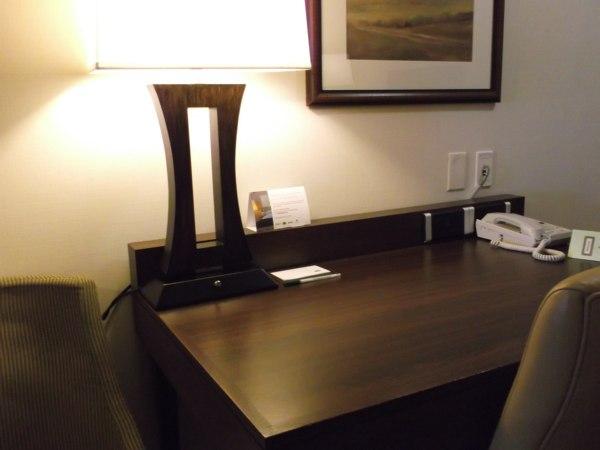 country inn desk