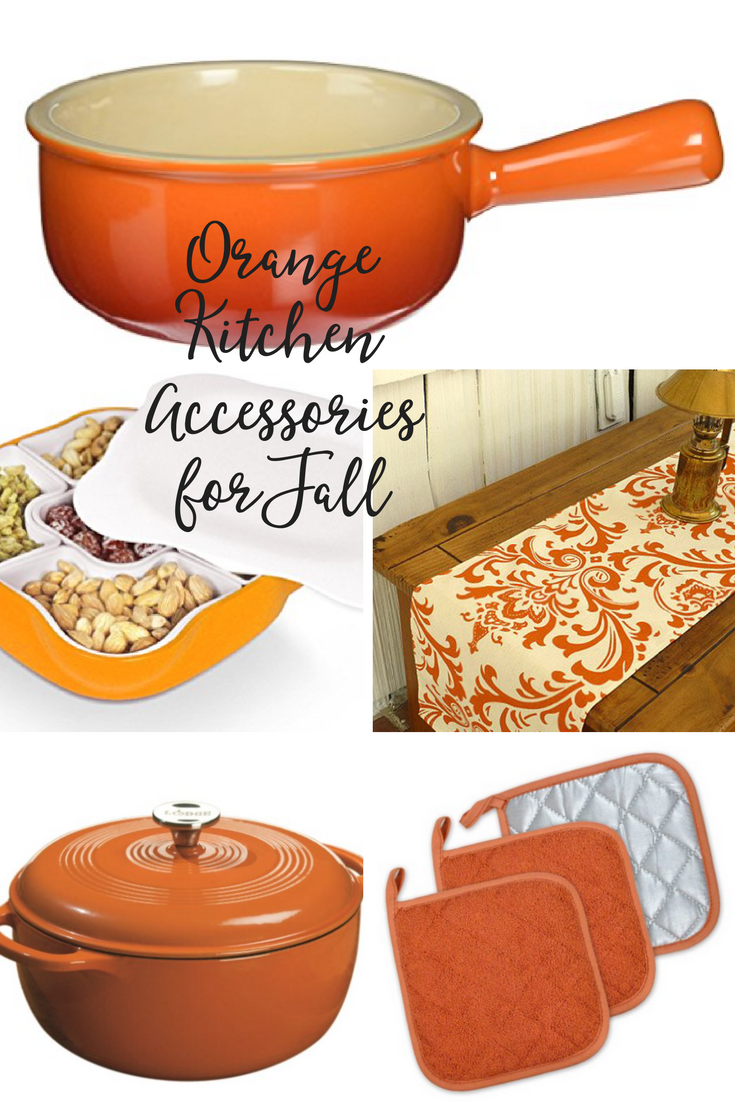 orange kitchen accessories orange kitchen accessories for fall being tazim 1214
