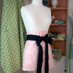 Hen House Linens Cocktail Apron Review & #Giveaway US Only
