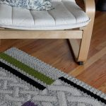 Seasonal Decor Changes are Made Easy with FLOR Rug Tiles