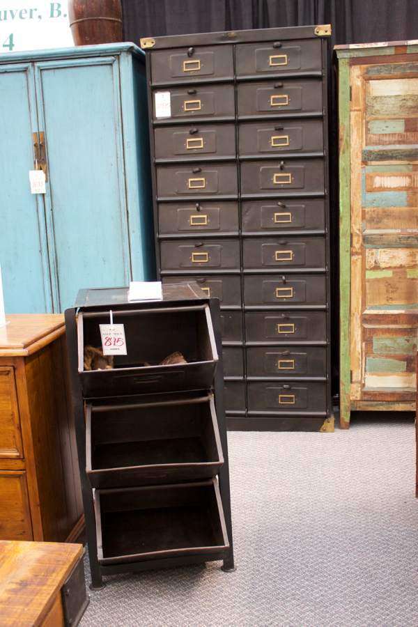 antique filing