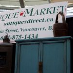 Spotted: Antique Market Booth at Vancouver Home & Design Show