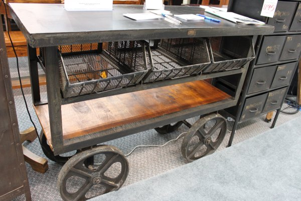 antique trolley