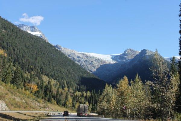 western canada fall