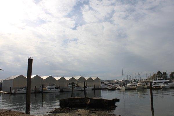 marina north vancouver
