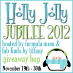 Holly Jolly Jubilee #Giveaway Hop $50 Gift Code Uncommon Goods {closed}