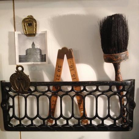 cast iron vintage