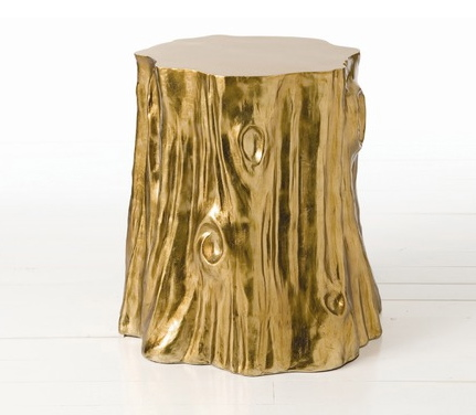 gold stump