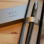 Holiday Cards Should be Addressed with a Parker IM Pen Review
