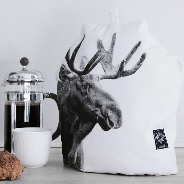 moose tea cozy