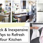 Quick & Inexpensive Ways to Refresh Your Kitchen With IKEA Kitchen Products