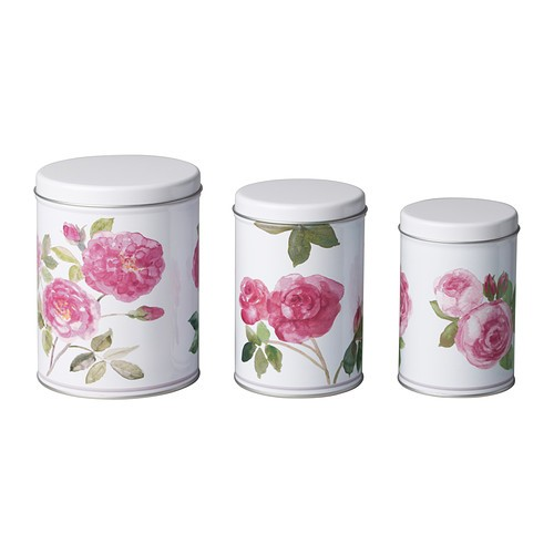 rose canisters
