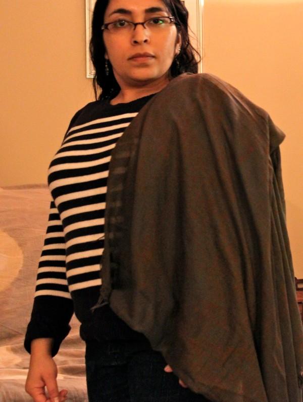 using shawls