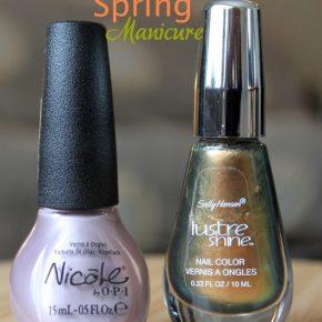 spring manicure ideas