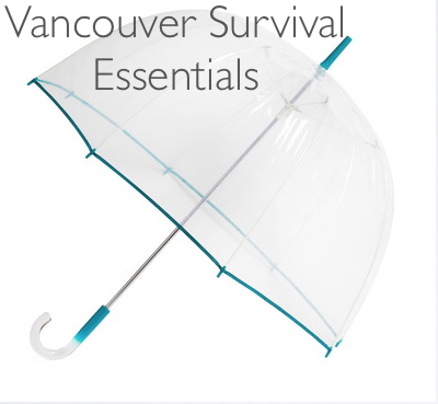 vancouver survival essentials