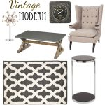 Vintage Modern Spring Picks from Urban Barn